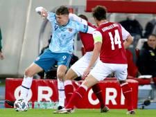 Groningen-spits onderbrak vakantie voor Noors elftal: 'Het was bizar'