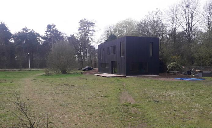 Het hutje op de hei van architect Joris Verhoeven