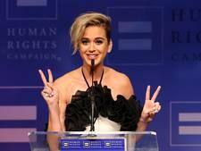 Katy Perry deed meer dan zoenen met meisjes