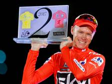 Froome 'wielrenner van het jaar' bij bezoekers Cyclingnews