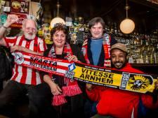Middelburgs café in de race voor hoofdprijs 'Leukste Voetbalkroeg'