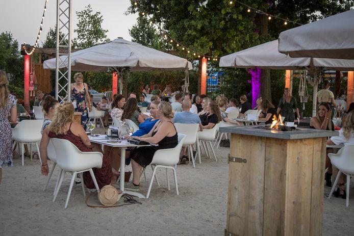 Een pubquiz bij Lucky in Rijssen, in augustus dit jaar.