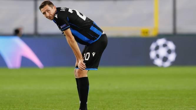 """Marc Degryse over gelijkspel van Club tegen Lazio: """"Een gemiste kans om een rechtstreekse concurrent pijn te doen"""""""