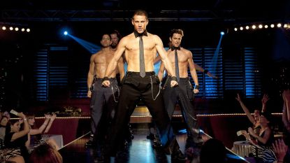 'Magic Mike' wordt een musical