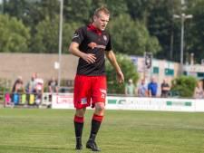 Wilmar van Bruggen terug op het veld bij SteDoCo: 'Mijn hartslag vloog omhoog'