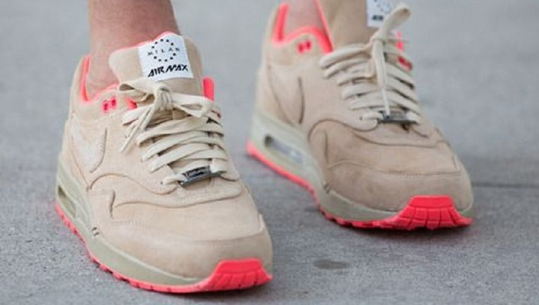 Happy birthday Nike Air Max: van Johnny tot hipster schoen