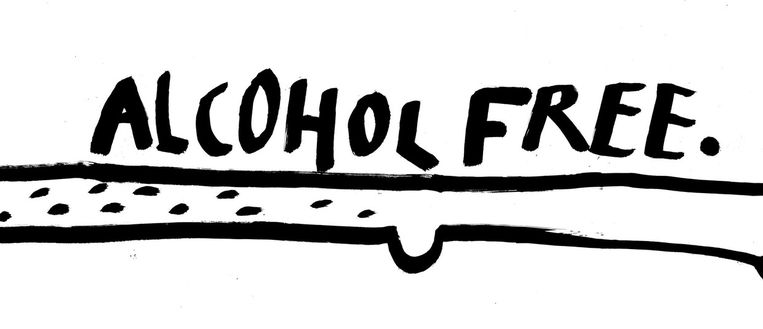 Alcoholvrij Beeld null