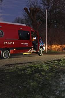'Omgeslagen roeiboot' op Rijn blijft raadsel