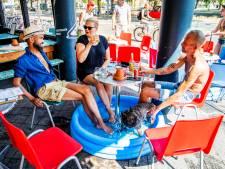 Donderdag Meppeldag plaatst 35 pierenbadjes voor verkoeling