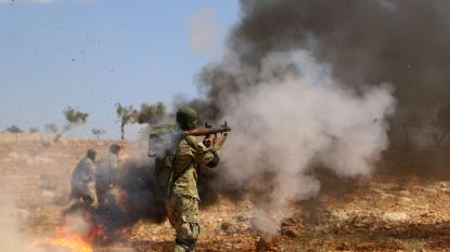"""VN-baas Guterres waarschuwt voor """"bloedbad"""" in Idlib"""