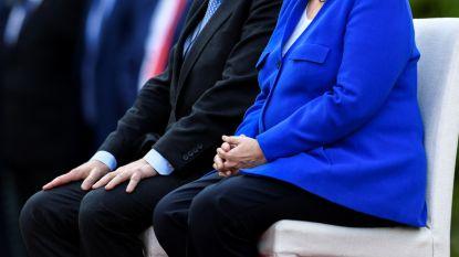 """Boris Johnson bijt in graniet"""