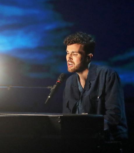 Le favori de l'Eurovision, c'est lui