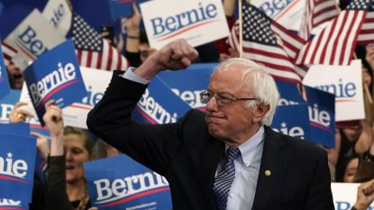 Sanders wint Democratische voorverkiezingen in New Hampshire