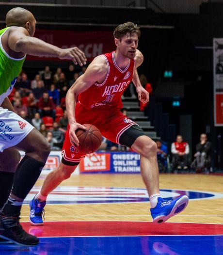 Heroes Den Bosch opent nieuwe basketbalcompetitie met topduel tegen landskampioen in Zwolle