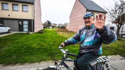 Tachtiger fietst 106.759 km in tien jaar