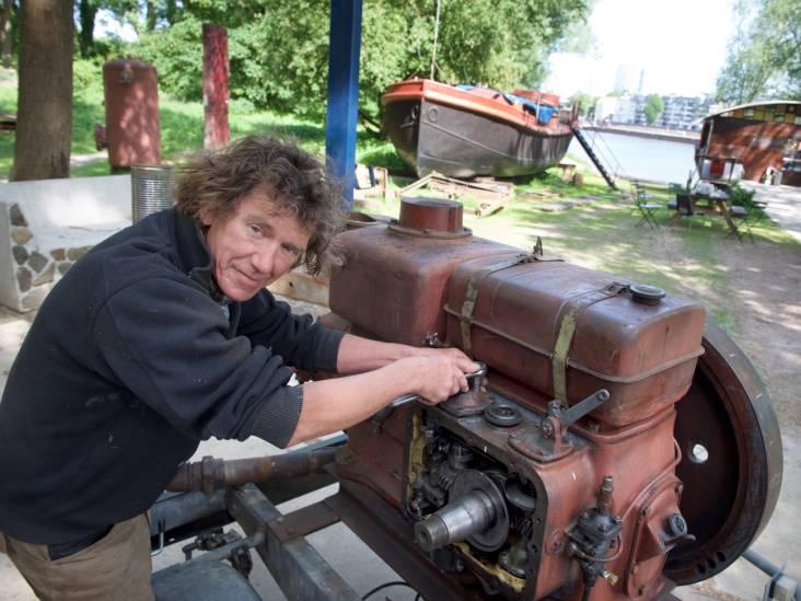 Eric Smits, de schipper op het pontje tussen 'Noord' en 'Zuid'