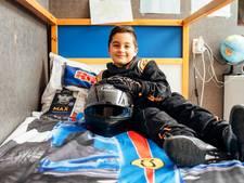 Vinkevener Colin (9) als beste karter van provincie Utrecht in Formido Kidskartcup