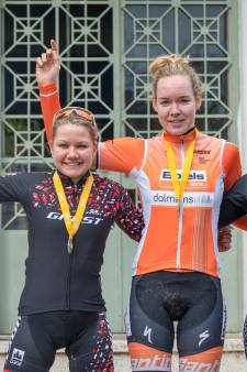 Anna van der Breggen wint etappe op Cyprus