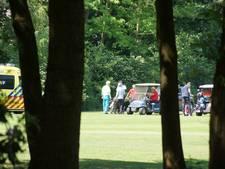 Vrouw krijgt golfbal tegen hoofd op De Efteling