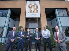 Accountantsbedrijf Govers in Eindhoven deelt 90 jaar lief en leed van bedrijven in regio