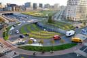 Rotonde De Nieuwe Poort in Amersfoort