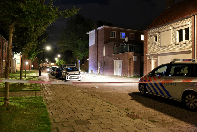 Overval Tilburg