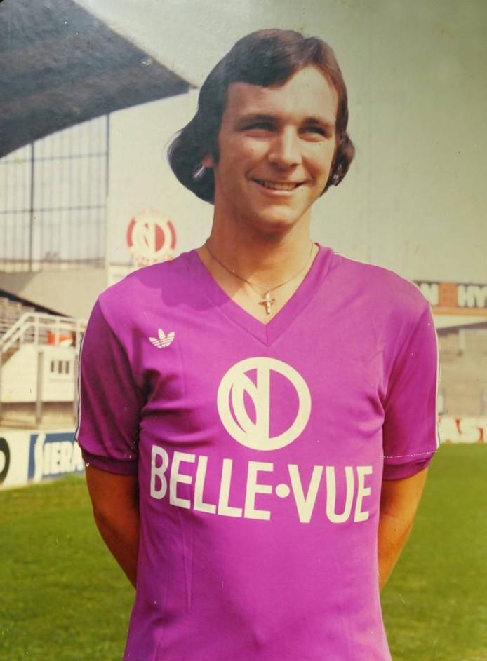 Anderlecht was een Europese topclub in de tijd dat Ronny van Poucke er speelde.
