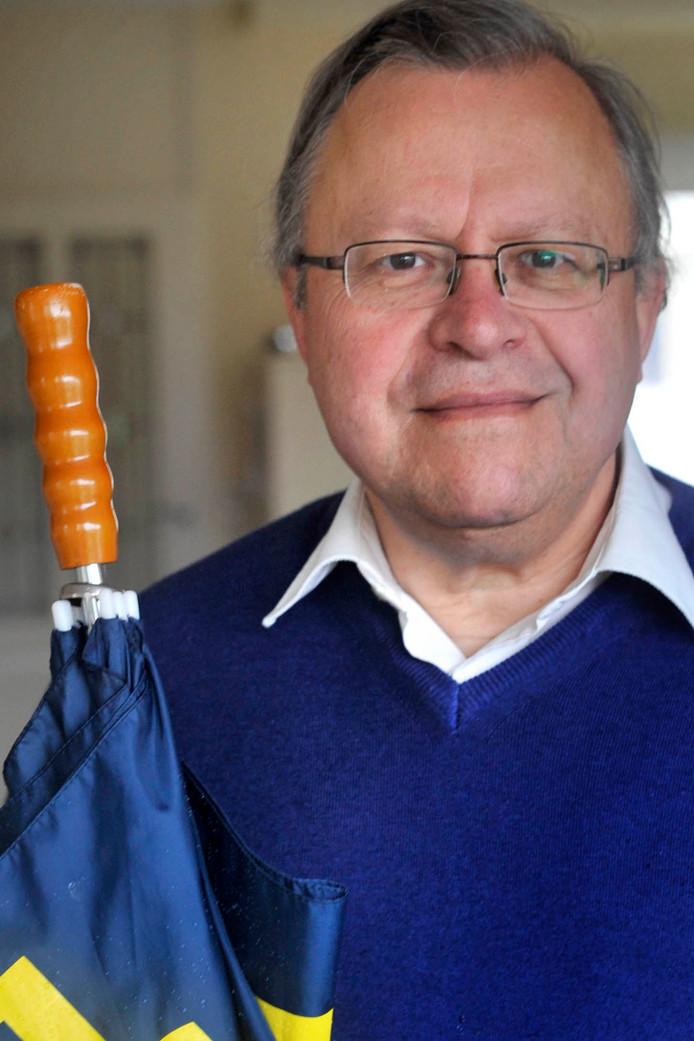 """Nieuwbakken raadslid voor Lokaal Montfoort en oud-LPF'er Mat Herben: """"De veenbrand van de LPF is nog lang niet uitgebrand.''"""