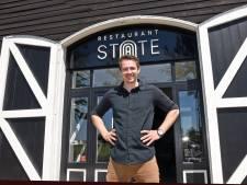 Hobbykokmenu restaurant State in Lamswaarde is een hit, 'Noordzeekrab steek je niet in kartonnen bakje'