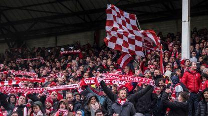 Zesduizend Antwerp-supporters welkom op Bosuil voor match tegen AZ op groot scherm