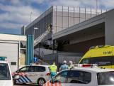 Parkeergarage deels ingestort in Wormerveer