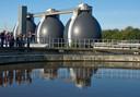 Rioolwaterzuivering, hier in Hengelo
