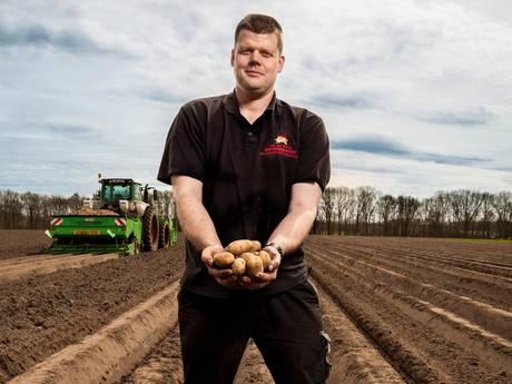 'Smart farming', revolutie in de aardappelteelt