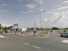 Op- en afritten van A12 bij Woerden volgend weekeinde afgesloten