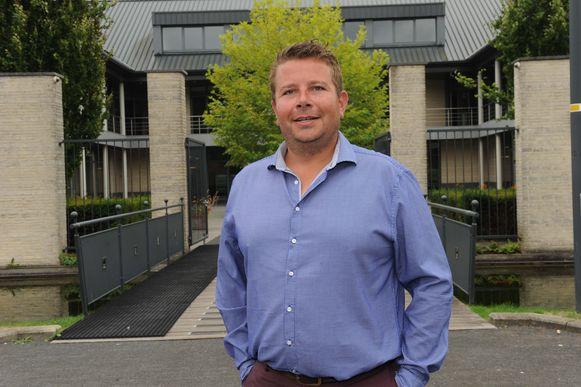Kurt Ryon, burgemeester van Steenokkerzeel.