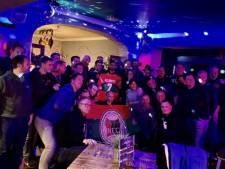 NEC-fans worden verrast door oud-speler Alireza Jahanbakhsh tijdens trip naar Engeland