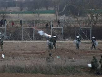 Griekenland breidt hekken langs grensrivier Evros verder uit