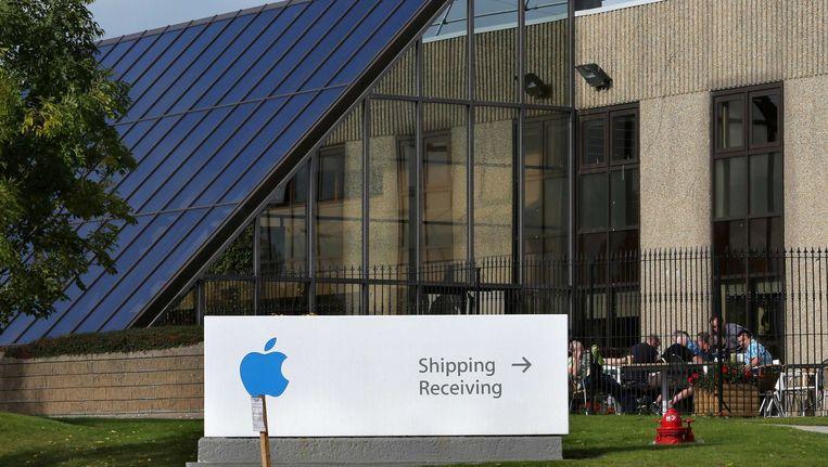 Apple-campus in Ierland Beeld afp