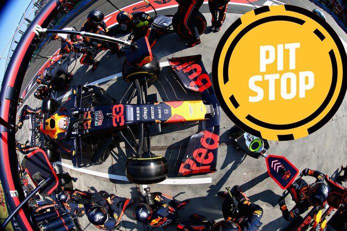 Pitstop Podcast Sportwereld