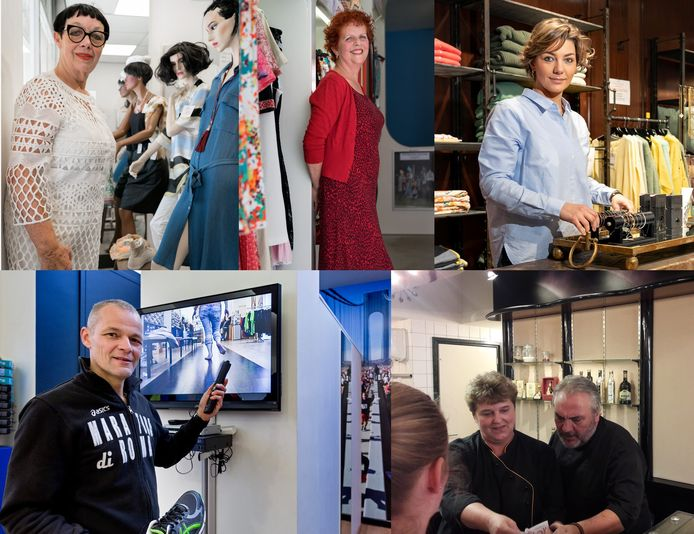 Dit jaar gestopte of stoppende ondernemers in de stad