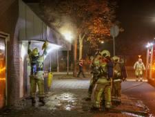 Schade bij Viaanse snackbar door brand, politie vermoedt brandstichting