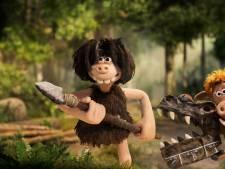 Durfal en wildebras in prehistorische komedie