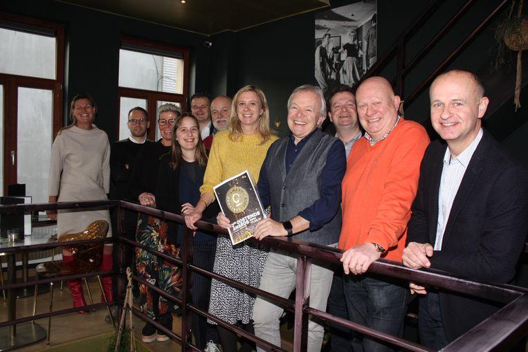 Het Comité Oostende Awards maakt de laureaten bekend