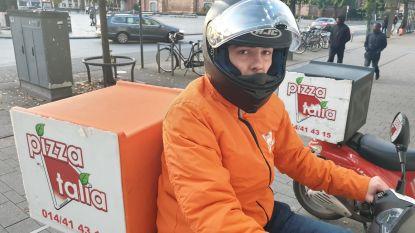 """Opnieuw geweld tegen Turnhoutse pizzakoerier: """"Zonder aanleiding zware klap op mijn hoofd"""""""