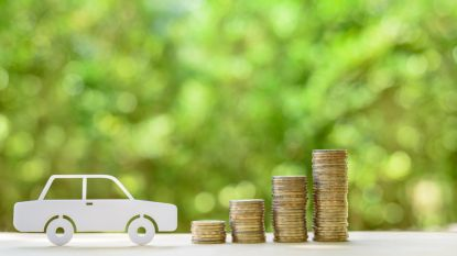 Lening voor tweedehandse auto drie keer zo duur als voor nieuwe