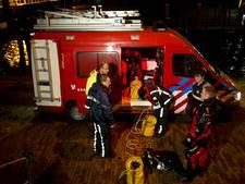 Vermiste man niet aangetroffen bij grote zoekactie na val van partyboot