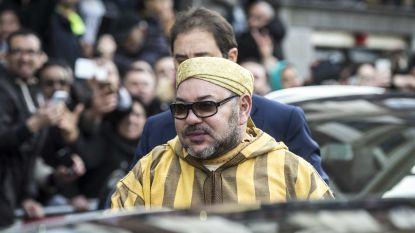 Koning van Marokko succesvol geopereerd aan hart