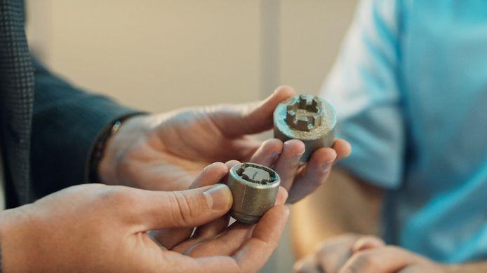 Ford ontwikkelt unieke vergrendelmoeren voor lichtmetalen wielen, tegen diefstal