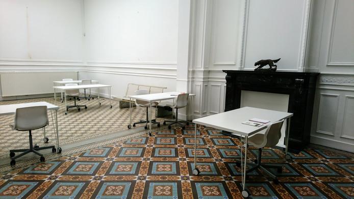 De co-workingspace van BorgerHub.
