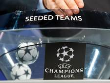 LIVE: Loting voor Champions en Europa League